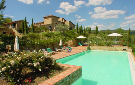 Country House Corna in Tuscany