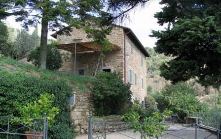 Casina Giallo in Tuscany