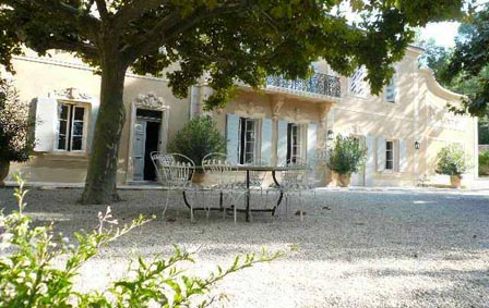 Manoir des Collines in Provence